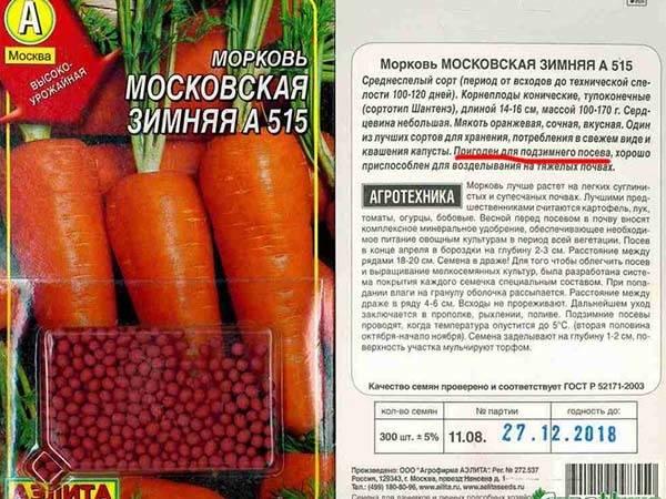 Когда ждать урожая — через сколько дней всходит морковь?