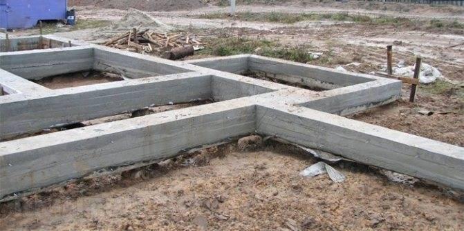 Как возвести свайно ростверковый фундамент