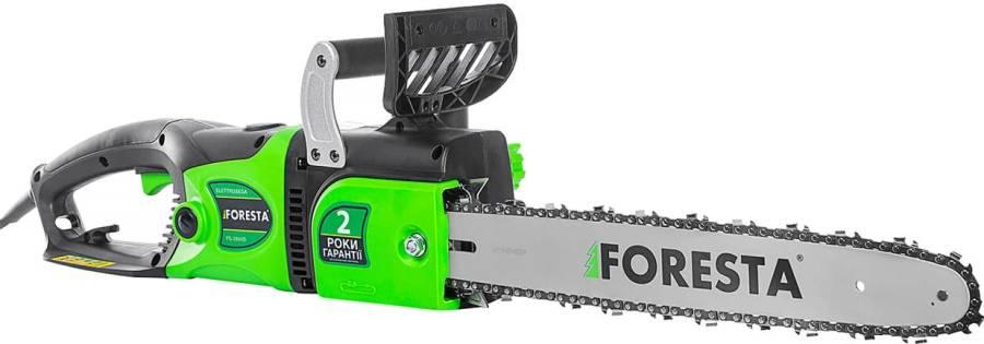 Электропилы foresta (фореста): особенности, характеристики моделей