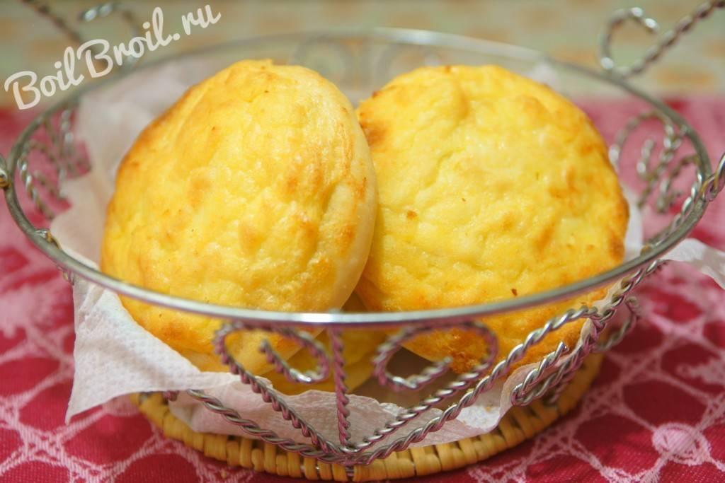 Шаньги с картошкой уральские