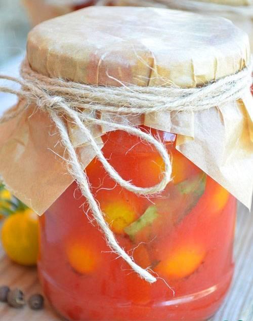Черри пальчики оближешь. рецепты консервирования томатов черри в собственном соку