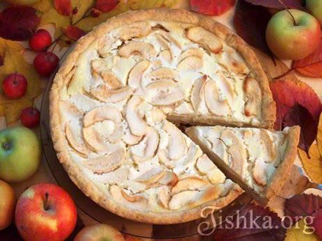 Цветаевский пирог с яблоками: рецепт пошагового приготовления