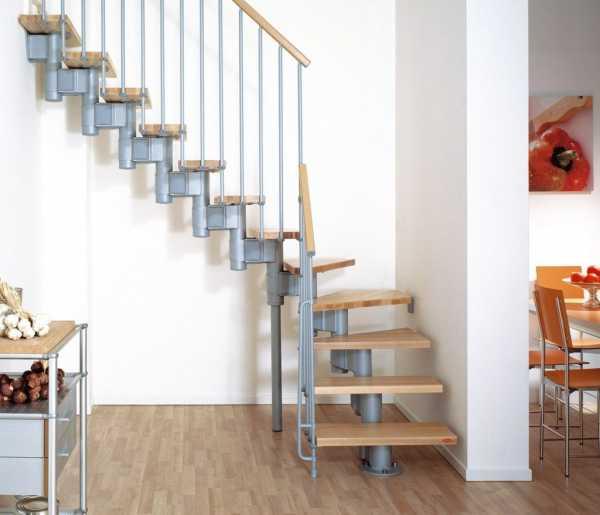 Промышленные лестницы: виды и функции