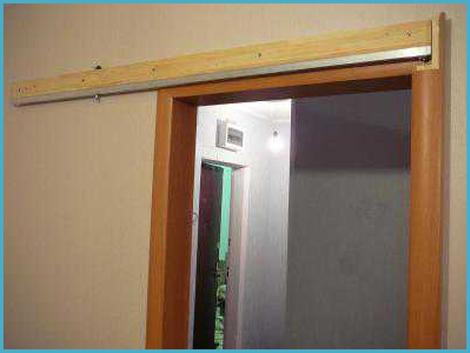 Нестандартное решение оформления интерьера с помощью радиусных дверей