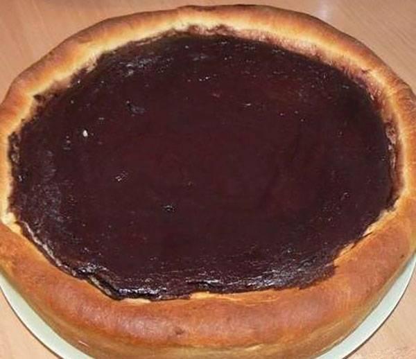 Черёмуховый торт классический