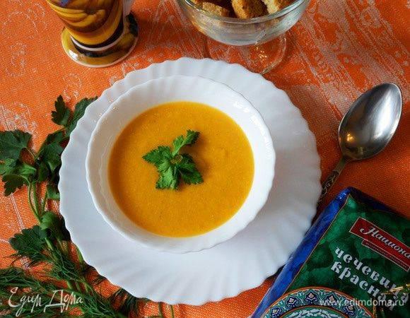 Суп из чечевицы – готовим первые блюда турецкой кухни