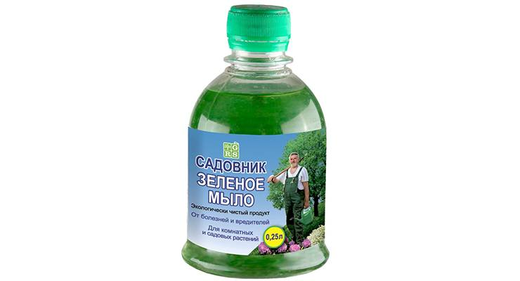 «зеленое мыло» от вредителей: инструкция по применению, отзывы