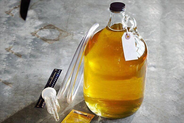 Как сделать медовуху без дрожжей