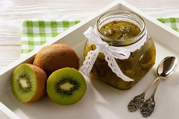 Варенье из киви: 6 простых рецептов