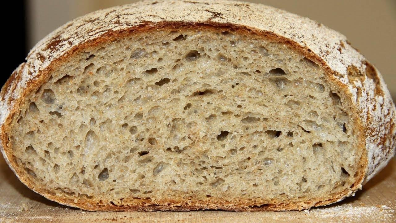 Пшеничный хлеб — рецепты на закваске, в мультиварке, хлебопечке, химический состав, калорийность, видео