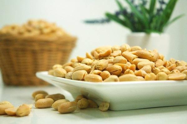 Срок и условия хранения арахиса