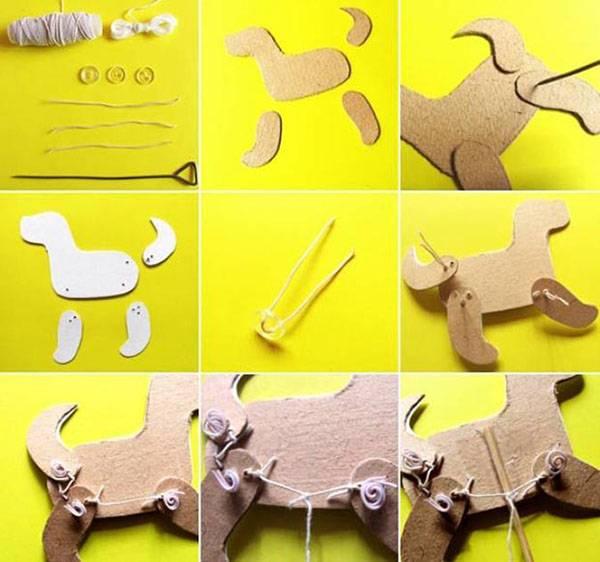 Детская елочная игрушка своими руками на конкурс в школу и детский сад: пошаговые инструкции