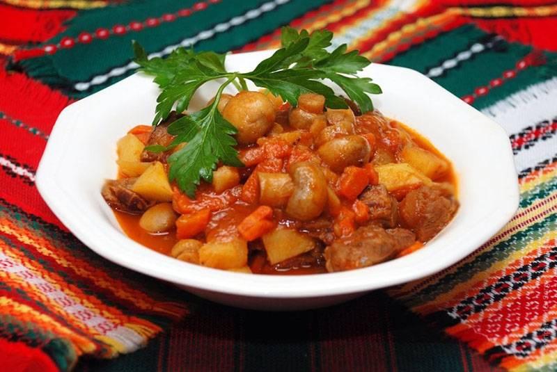 Рецепты приготовления из топинамбура самых разных блюд