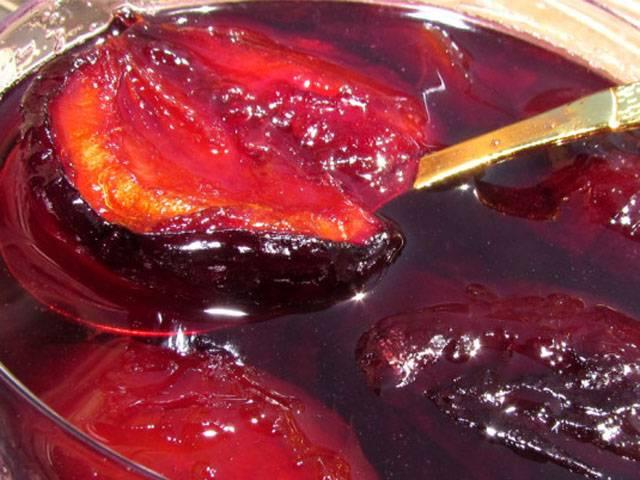 Варенье из сливы без косточек на зиму: 10 простых рецептов густого сливового варенья
