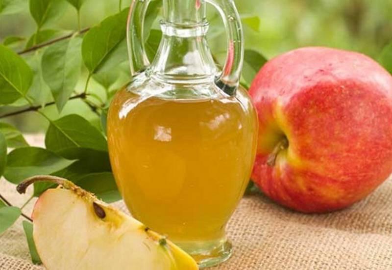 Как использовать яблочный уксус для волос