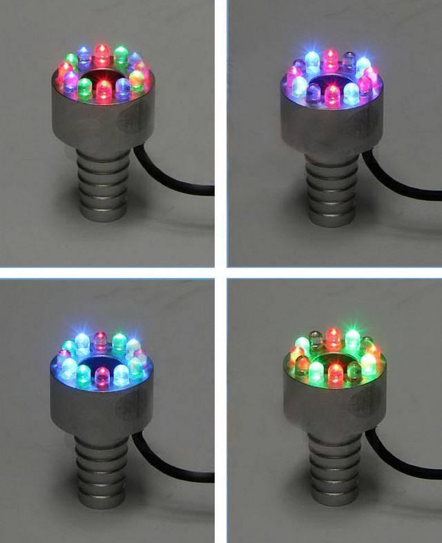 Плавающие светильники из китая, технические характеристики, видео