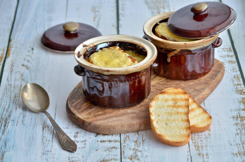 Луковый суп рецепт классический французский рецепт с фото
