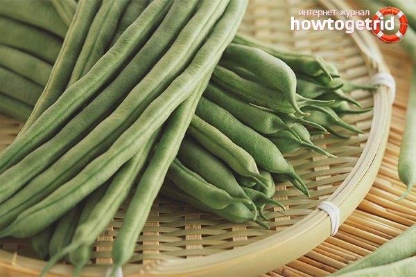 Как заварить фасоль белую при диабете