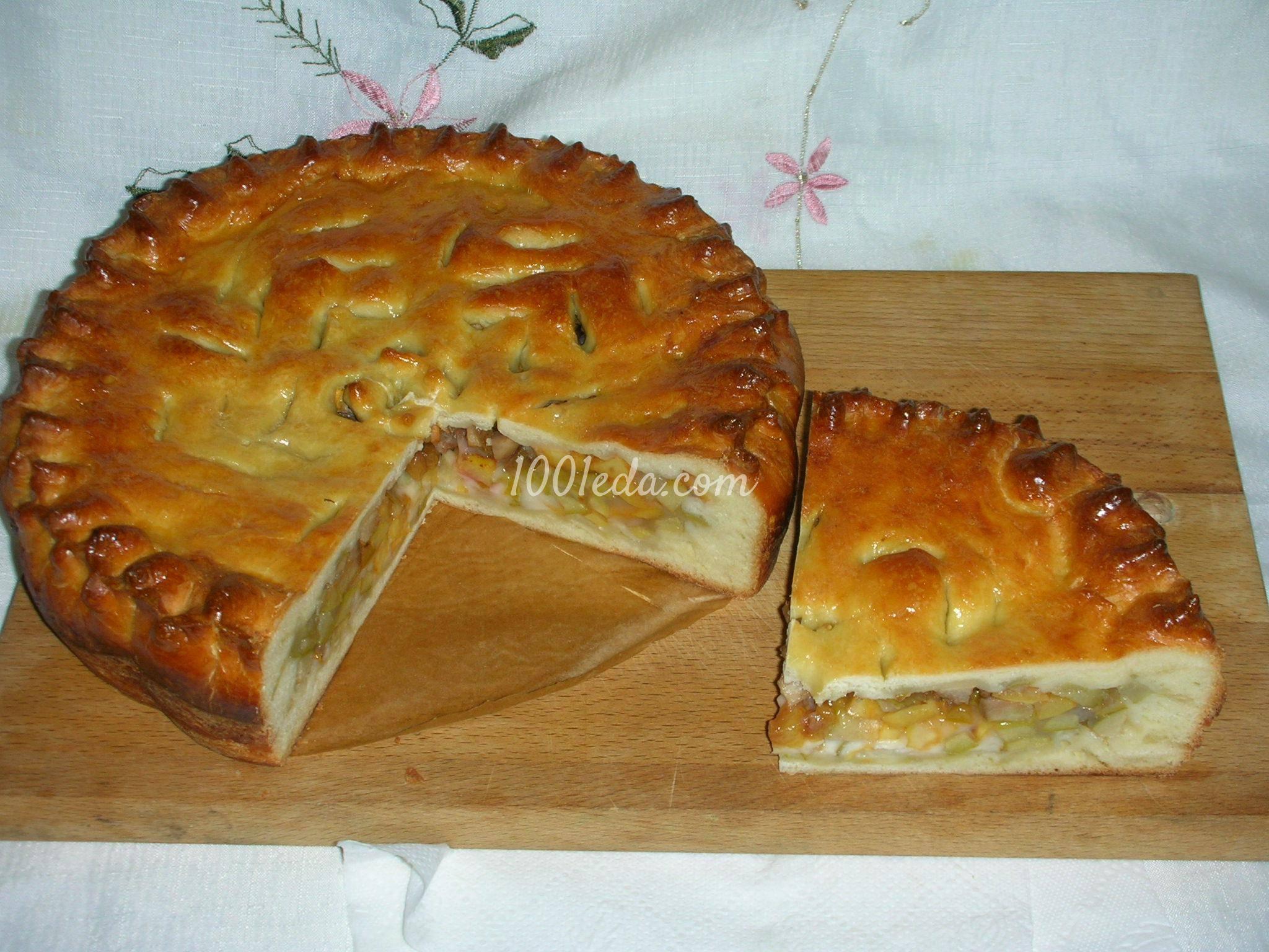 Тесто для пирожков - 109 домашних вкусных рецептов приготовления