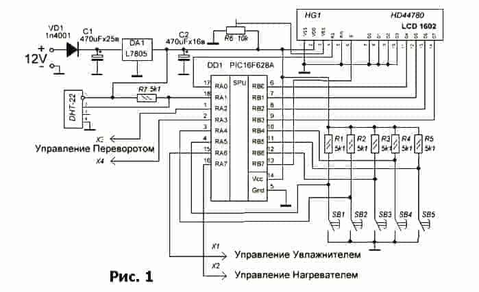 Инкубатор би-1: инструкция по эксплуатации