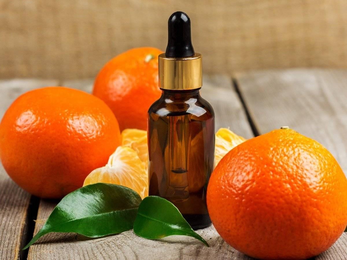 Свойства и применение эфирного масла мандарина