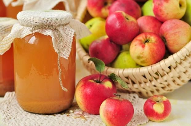Заготовка фруктовых напитков без соковыжималки: яблочный сок в домашних условиях