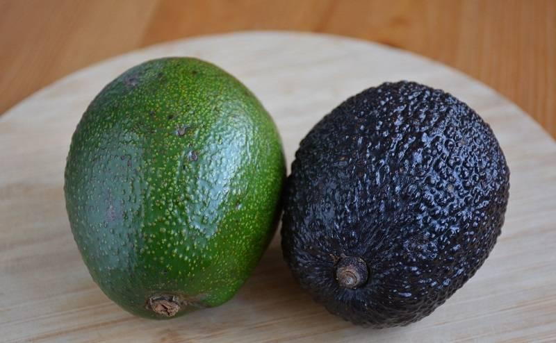 Как правильно выбрать спелое авокадо