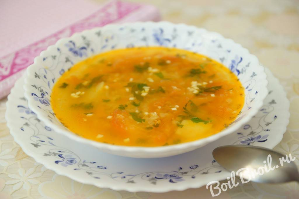 Суп из чечевицы: рецепты с фото пошагово