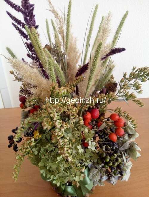 Поделка из природного материала в садик: 100 идей с пошаговым фото