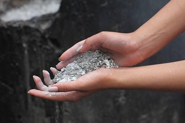 Древесный уголь как удобрение для огорода