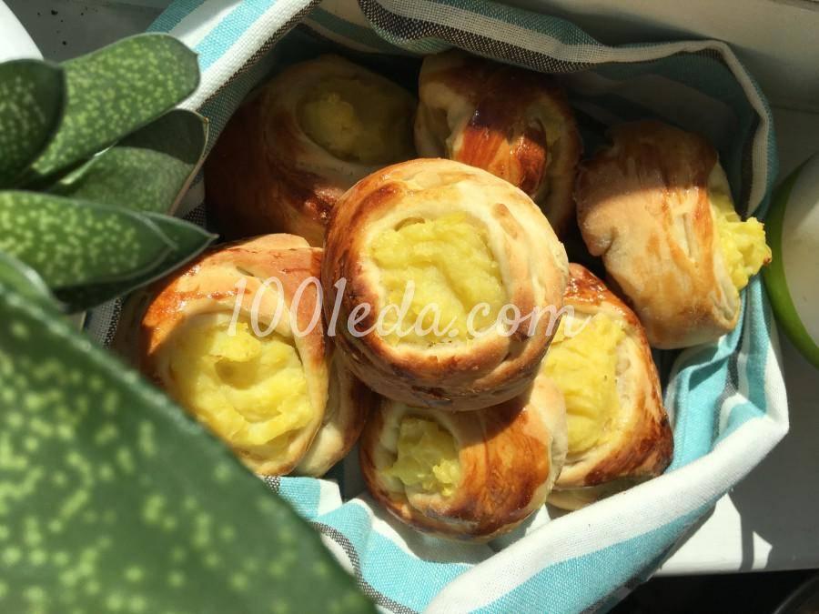 Шаньги с картофелем из пресного теста. шаньги с картошкой – нежные, как у бабушки. рецепт шаньги с картошкой