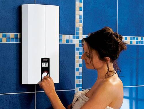 Проточный водонагреватель электрический для квартиры
