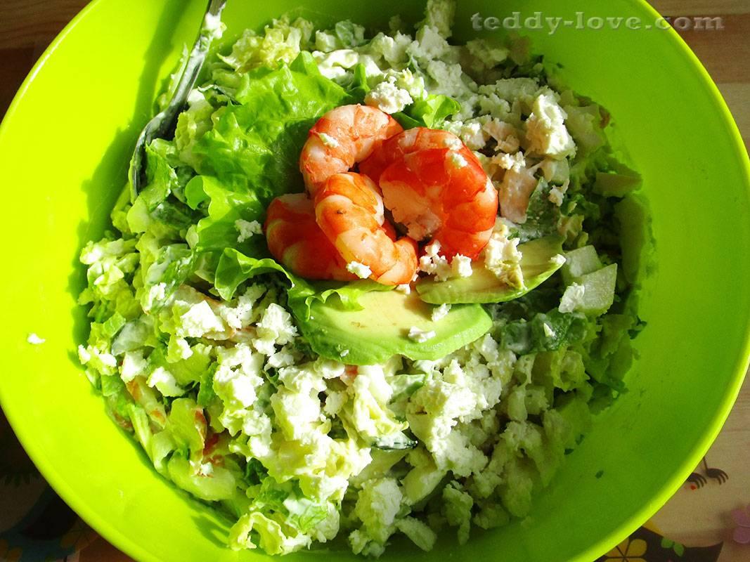 Диетические блюда с авокадо: простые рецепты