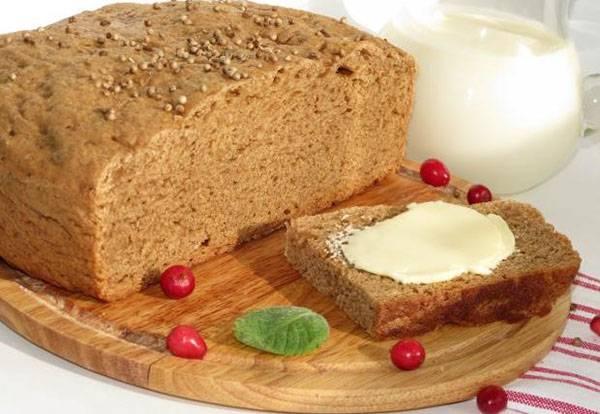 Пробуем спечь дома ржано-пшеничный хлеб