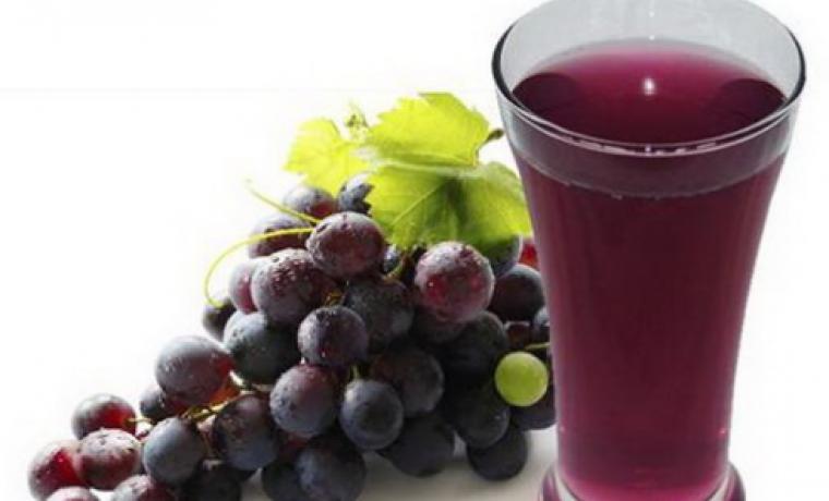 Как сделать виноградный сок в домашних условиях