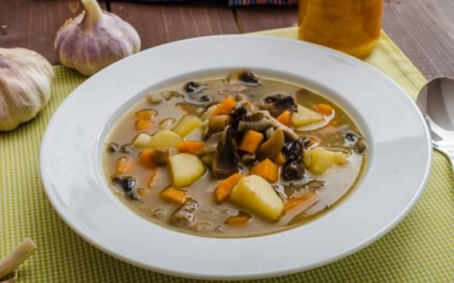 Грибной суп из шампиньонов – 6 классических рецептов