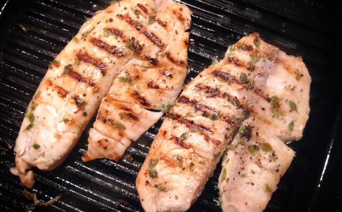 Как приготовить рыбу на гриле