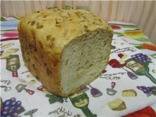 Уникальный луковый хлеб для ежедневной трапезы