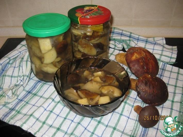 Белые грибы на зиму. 5 простых рецептов для всех любителей грибных заготовок