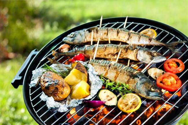 Какую рыбу лучше жарить на мангале