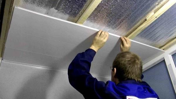 Панели для потолка: особенности выбора