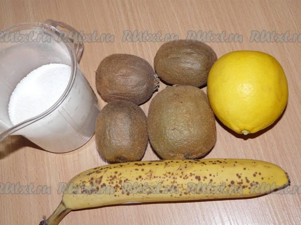 Варенье из бананов: доступные рецепты яркого тропического десерта