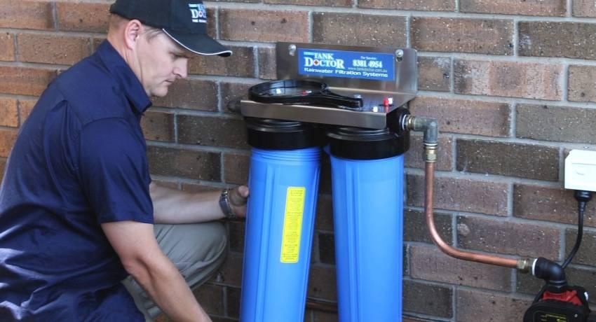 Как выбрать лучший фильтр для воды на дачу