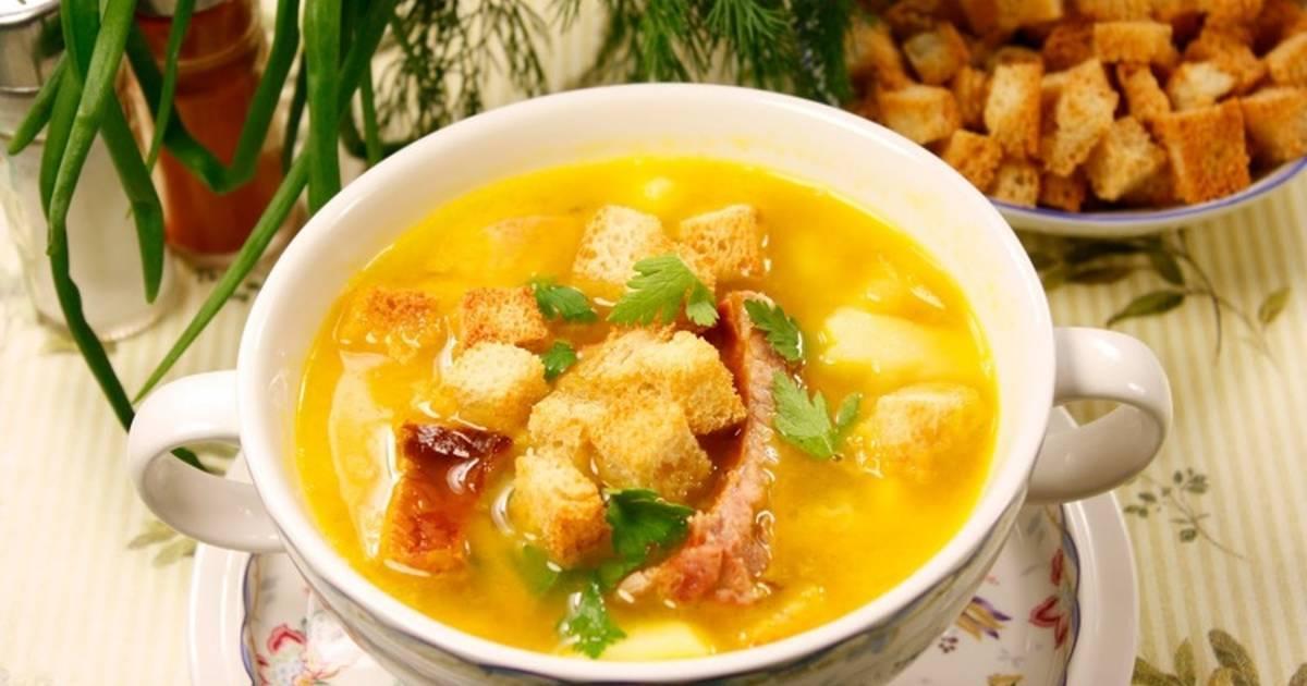 Гороховый суп с мясом, копченостями, курицей, постный: 7 рецептов с фото + видео