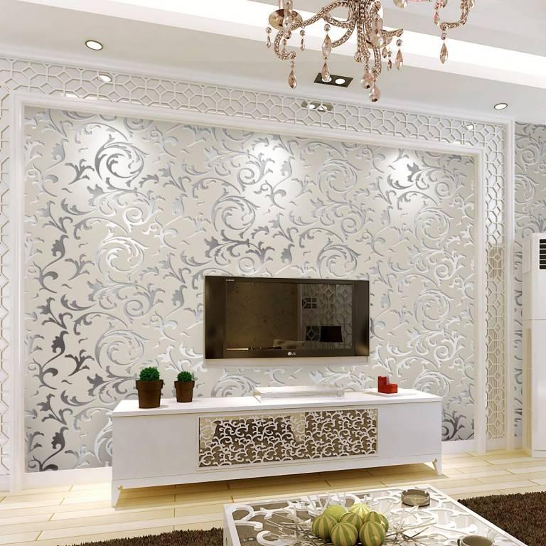 Варианты оформления дизайна зала в квартире
