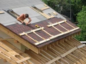 Крыша из мягкой черепицы: расчеты + пошаговый обзор монтажных работ