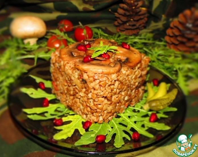 Истинно русский рецепт гречки по-купечески для креативных кулинаров