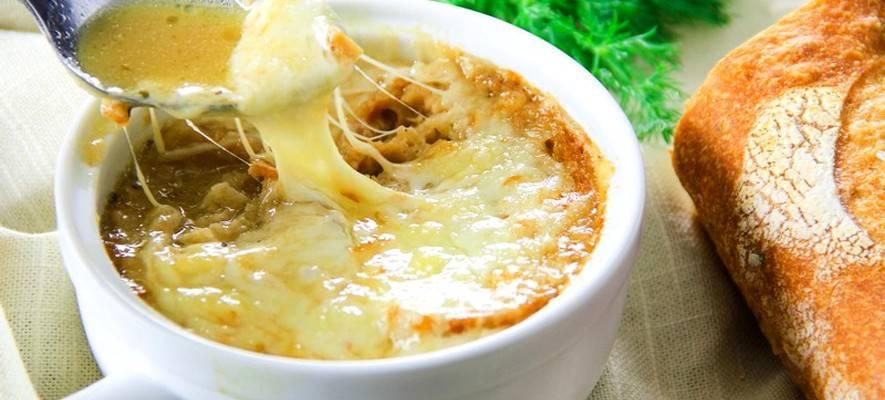 Луковый суп для похудения – варианты приготовления супа