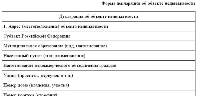 Перечень документов, необходимых для приватизации дачного участка в 2020 году