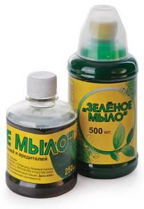 Зеленое мыло для роз. инструкция по применению зеленого мыла от вредителей